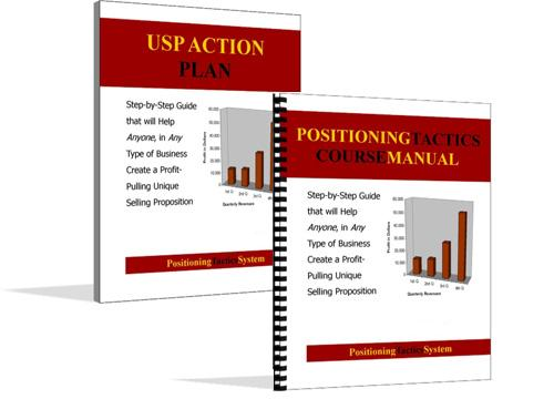 Positioning Tactics Course Manual Graphic